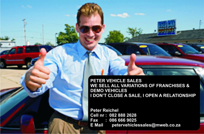 Peter Vehicle Sales